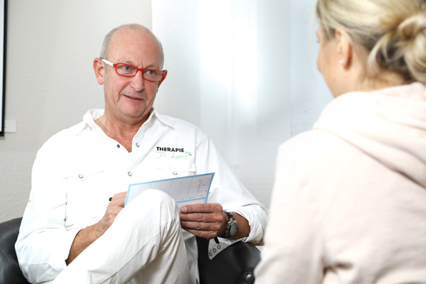 Physiotherapeut Dieter Lebig in Krefeld