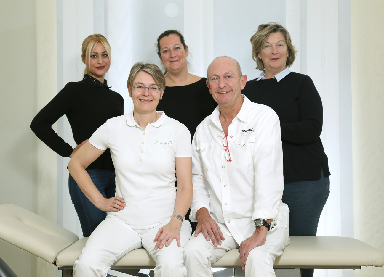 Team Physiotherapie Dieter Lebig Krefeld